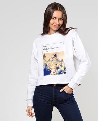 Sweatshirt femme Madame Beuverie