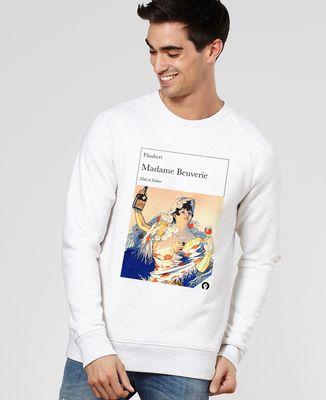 Sweatshirt homme Madame Beuverie