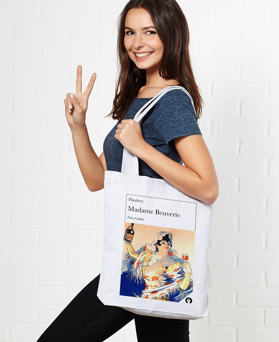 Tote bag Madame Beuverie