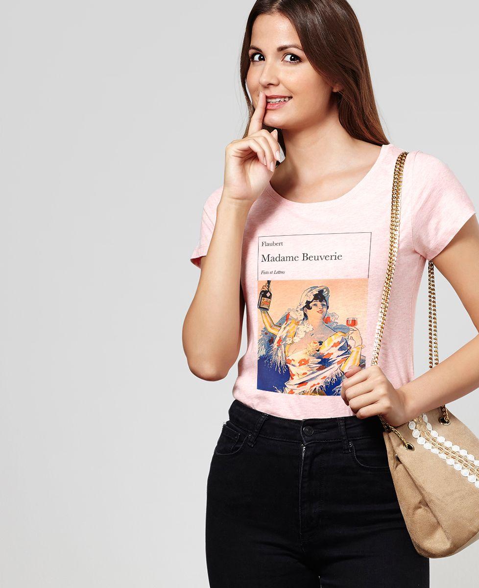 T-Shirt femme Madame Beuverie