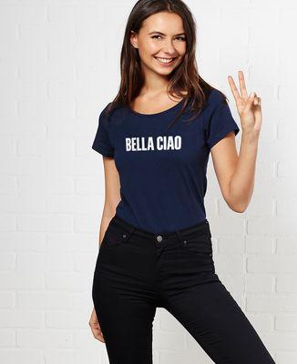 T-Shirt femme Bella Ciao