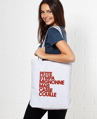 Tote bag Petite Sympa