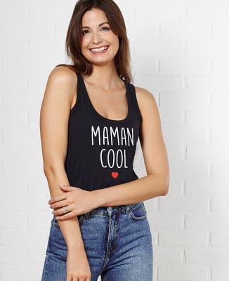 Débardeur femme Maman cool