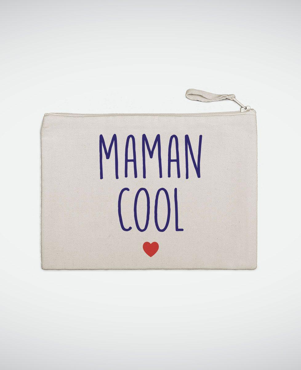 Pochette Maman cool