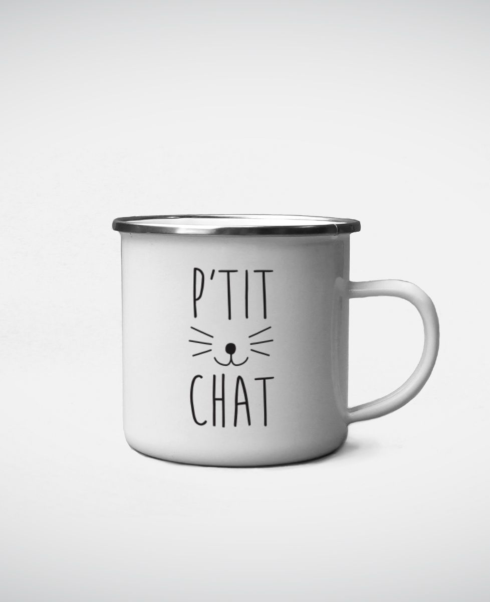 Mug P'tit chat