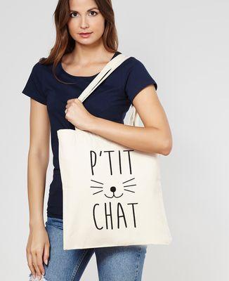 Totebag P'tit chat