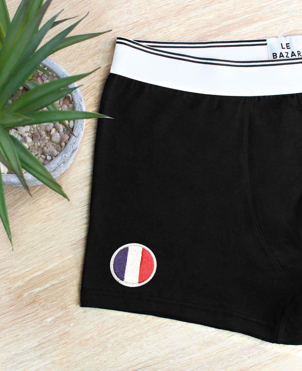 Boxer Écusson France