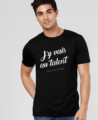 T-Shirt homme Au talent