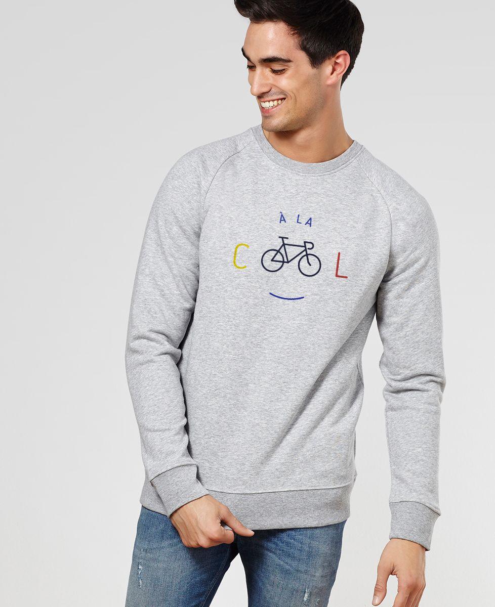 Sweatshirt homme À la cool