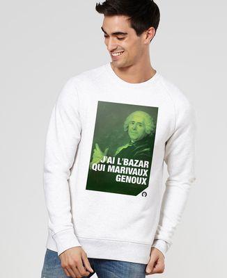 Sweatshirt homme Marivaux