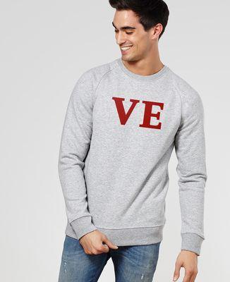 Sweatshirt homme Love