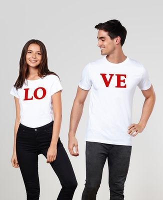 T-Shirt homme Love