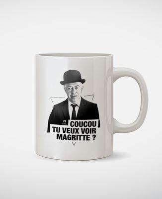Mug Magritte cut