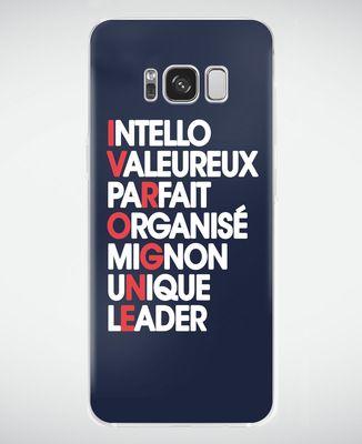 Coque smartphone Ivrogne