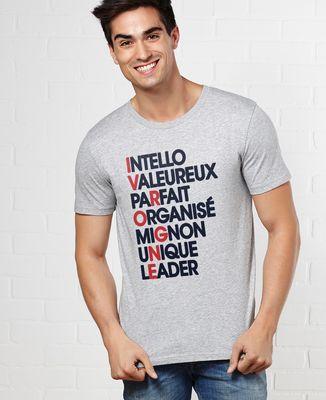 T-Shirt homme Ivrogne
