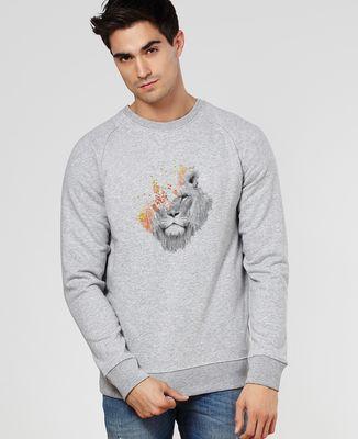 Sweatshirt homme Roar