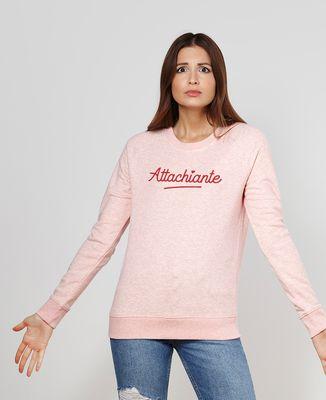 Sweatshirt femme Attachiante