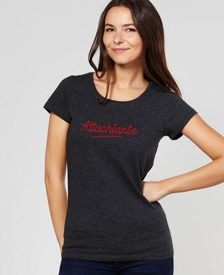 T-Shirt femme Attachiante