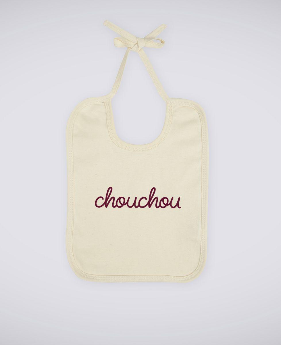 Bavoir Chouchou