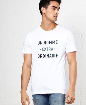 T-Shirt homme Un homme extraordinaire