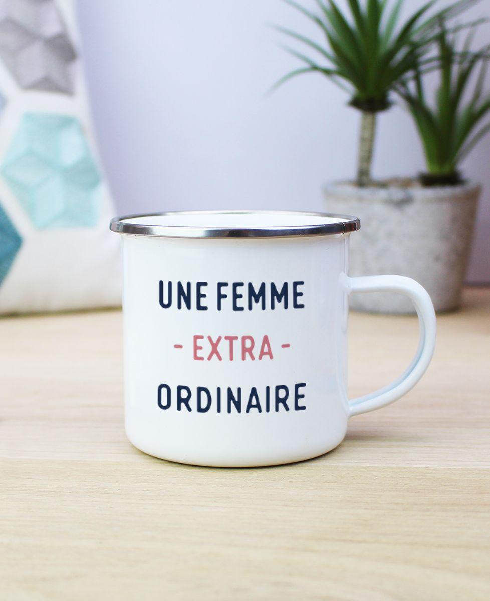 Mug Une femme extraordinaire