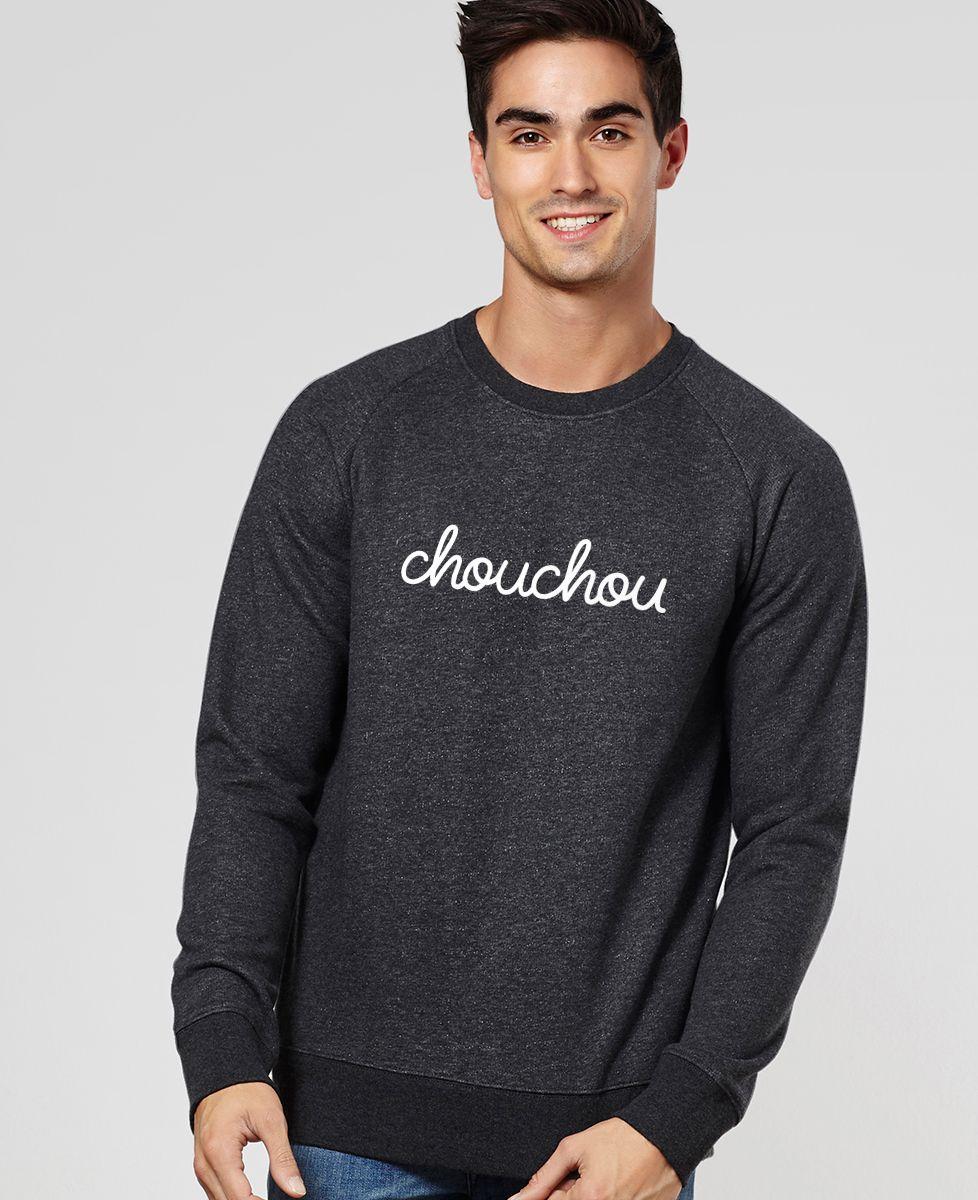 Sweatshirt homme Chouchou