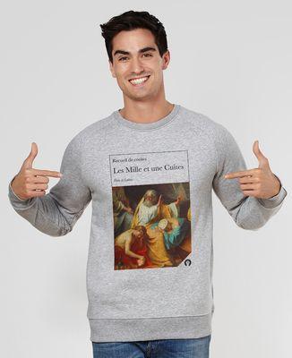 Sweatshirt homme Les Mille et une Cuites