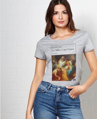 T-Shirt femme Les Mille et une Cuites