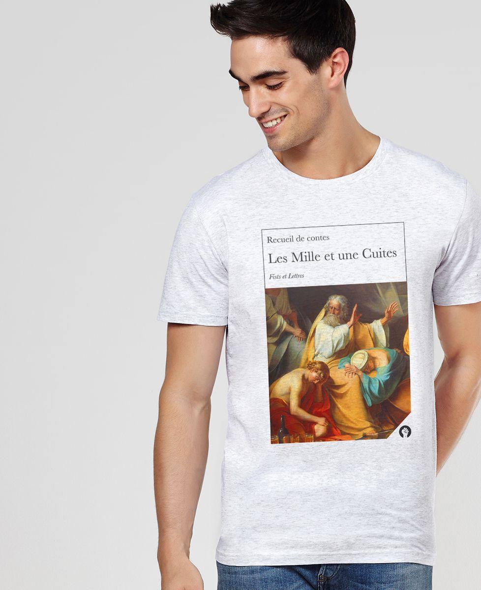 T-Shirt homme Les Mille et une Cuites