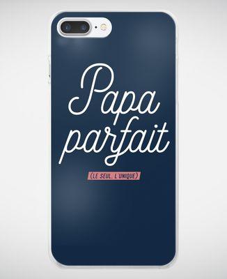Coque smartphone Papa parfait