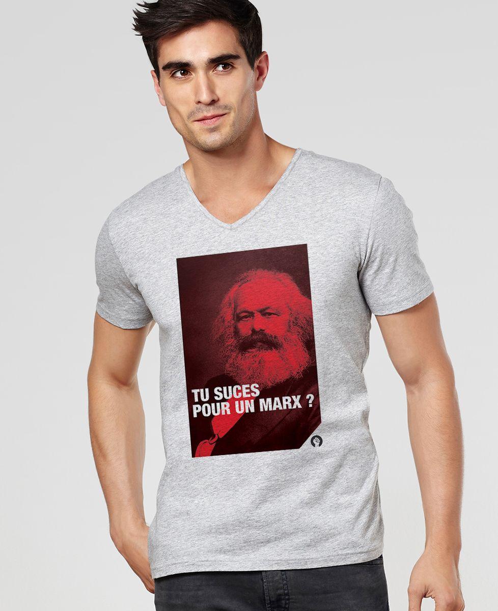 T-Shirt homme Marx