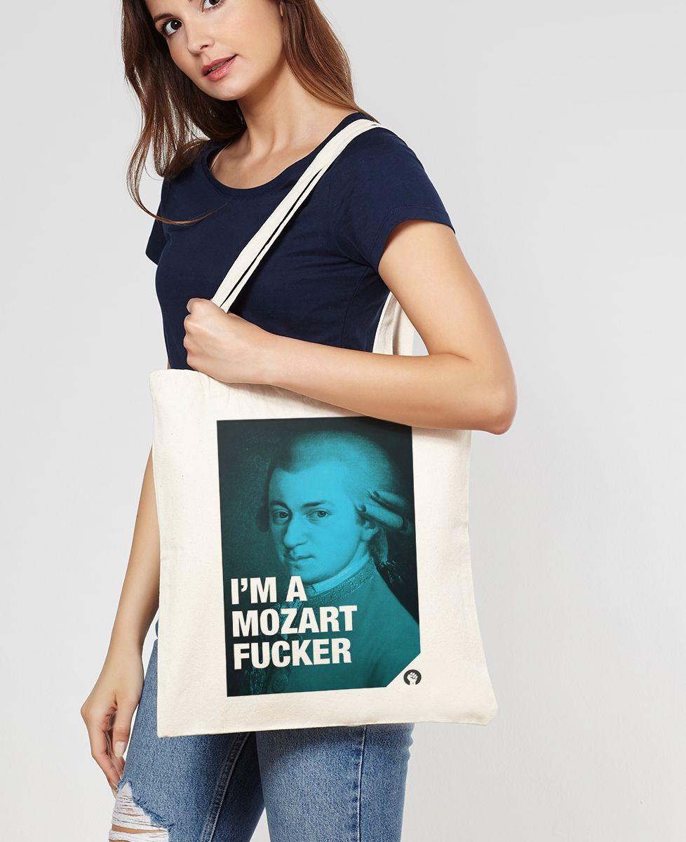 Tote bag Mozart