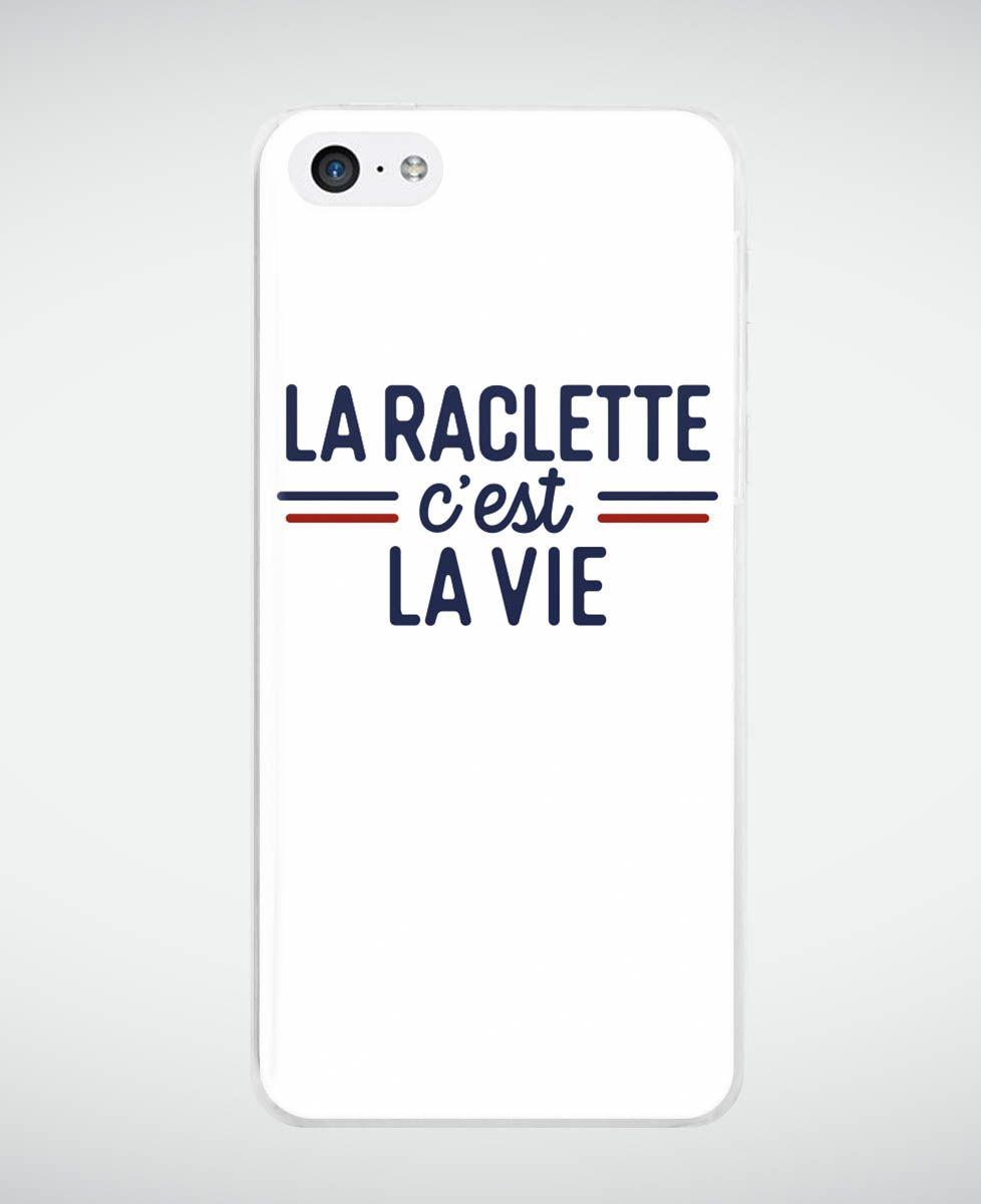 Coque smartphone La raclette c'est la vie