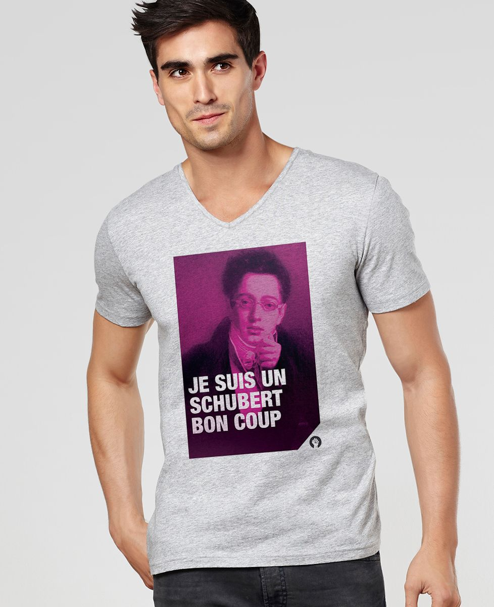 T-Shirt homme Schubert