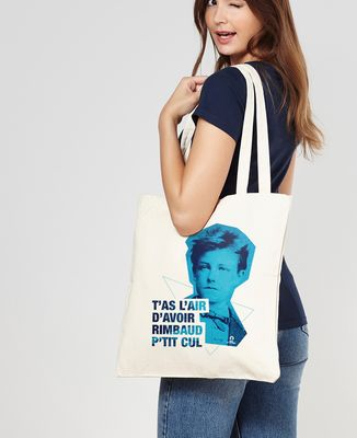 Tote bag Rimbaud Cut