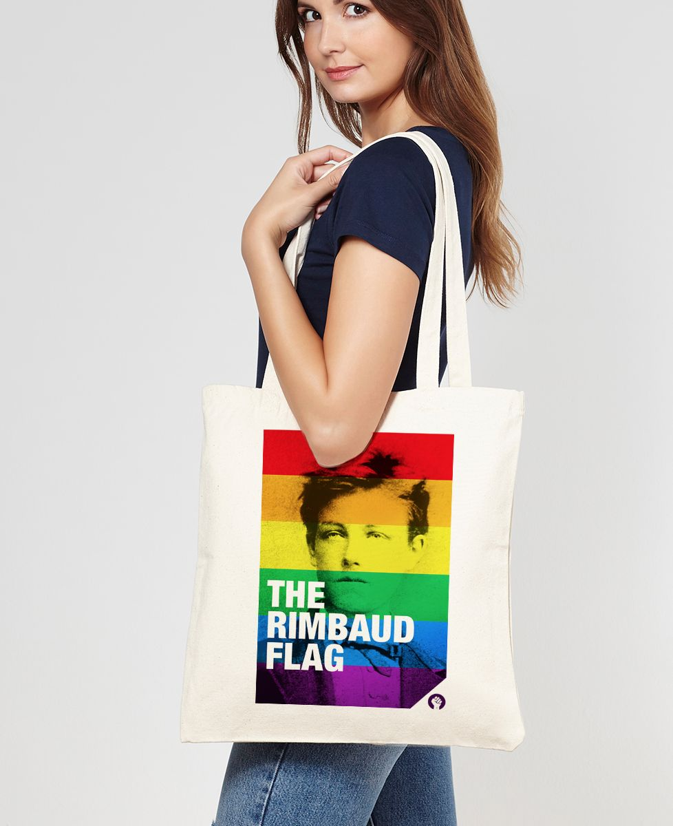 Tote bag Rimbaud Flag