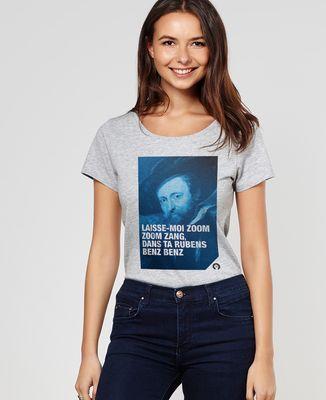 T-Shirt femme Rubens
