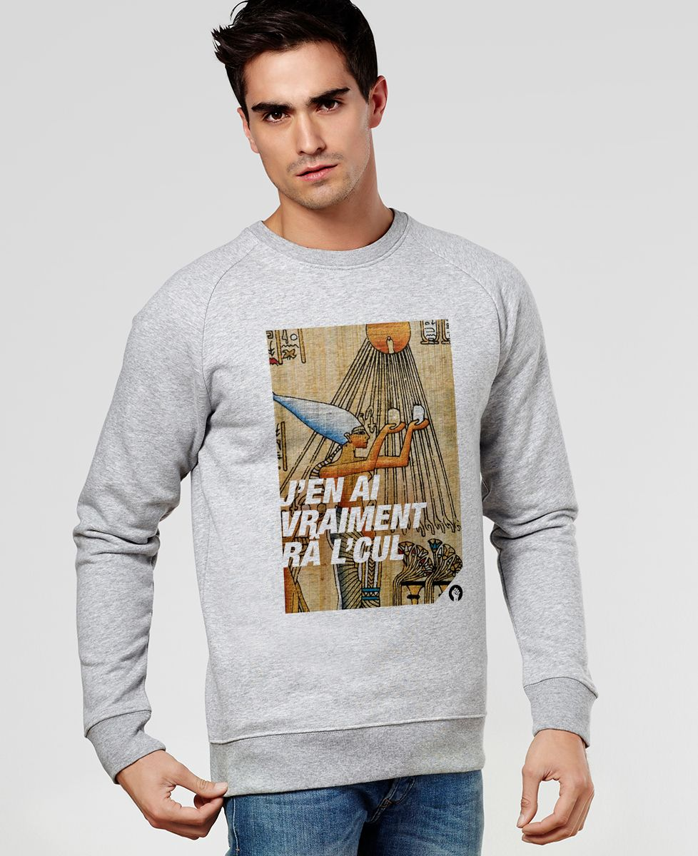 Sweatshirt homme Râ