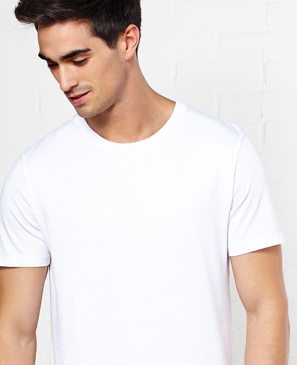 T-Shirt homme Petit coeur brodé personnalisé