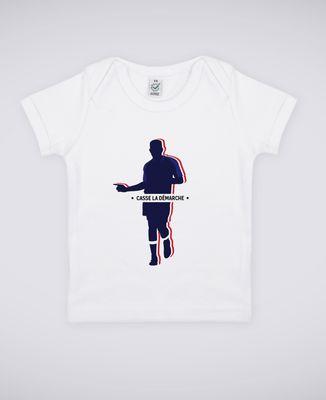 T-Shirt bébé Casse la démarche