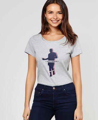T-Shirt femme Casse la démarche