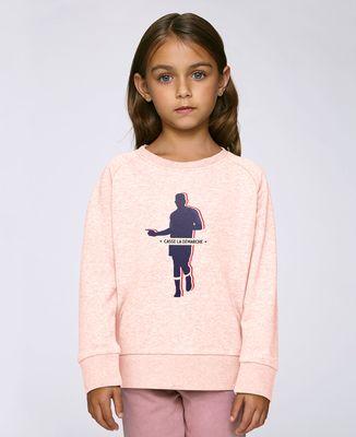 Sweatshirt enfant Casse la démarche