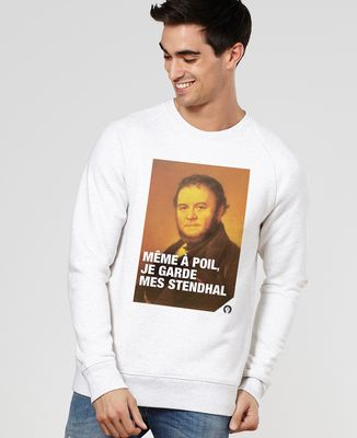 Sweatshirt homme Stendhal