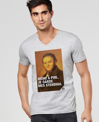T-Shirt homme Stendhal