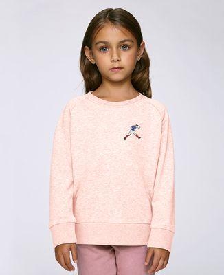 Sweatshirt enfant Zizou (écusson)