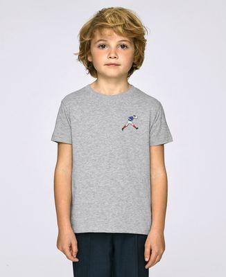 T-Shirt enfant Zizou (écusson)