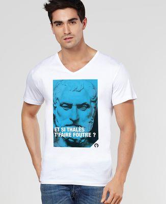 T-Shirt homme Thalès