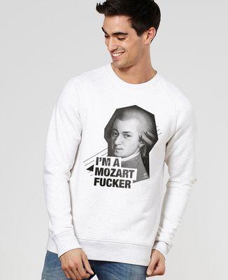 Sweatshirt homme Mozart Cut