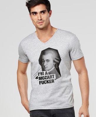 T-Shirt homme Mozart Cut