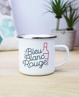 Mug Bleu blanc rouge
